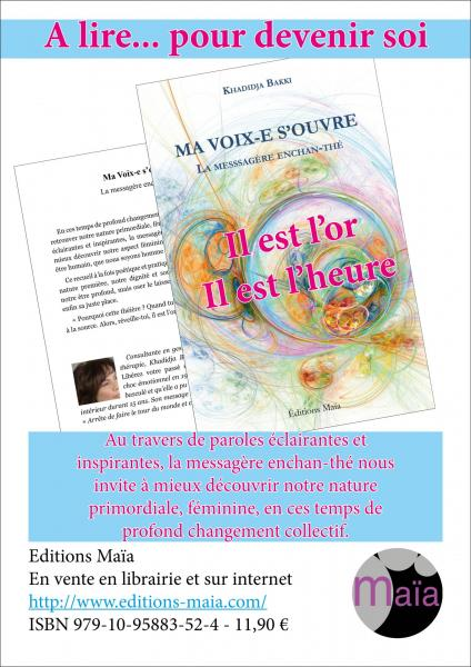 Flyer messagere maia